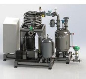 EVP - Hastelloy Anticorrosive Claw Vacuum Pump