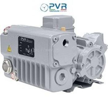 PVR EM 12 - 20 Compact single stage rotary vane vacuum pumps