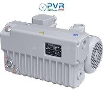 PVR EM 28 - 40 Compact single stage rotary vane vacuum pumps