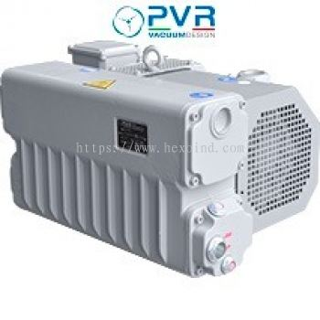 PVR EU 45 - 65 - 105 Single stage rotary vane vacuum pumps