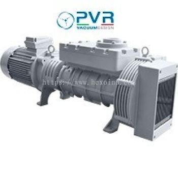 PVR PVL 401 - 541 Single stage rotary vane vacuum pumps