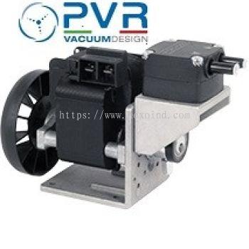 PVR M41 MICRO �C Diaphragm vacuum pumps and compressors