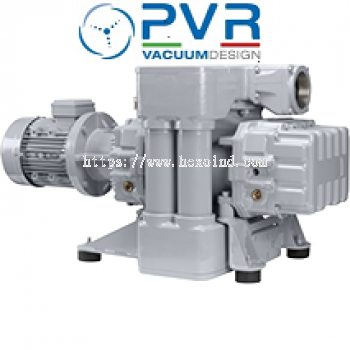 PVR GMa 11.3 HV/BP - 13.8 HV/BP Serie �C Roots Pumps with By-Pass Valve