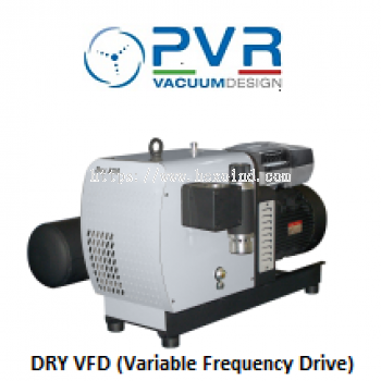 PVR Dry Claw VFD (Variable Frequency Drive) Vacuum Pumps Series