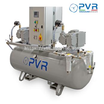 PVR CDKZ - CDKV - CDKZ/H - CDKV/H - Kompact Central Vacuum System