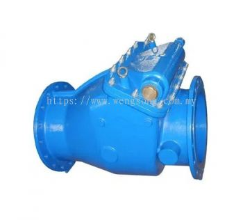 Wafer and Swing Check Valve