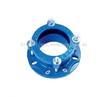 Mechanical Coupling and Flanged Adaptor