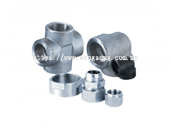 Stainless Steel ss304 Forge Fittings