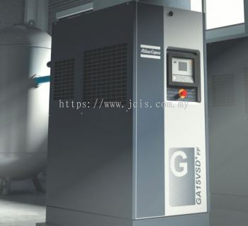 Oil Injected Rotary Screw Compressor (VSD+)