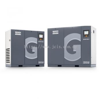 Oil-Injected Rotary Screw Compressor