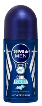 Nivea Cool Powder Male 50ml