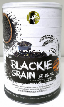 LIFEGLUE BLACKIE GRAIN 1KG