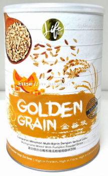 LIFEGLUE GOLDEN GRAIN 1KG