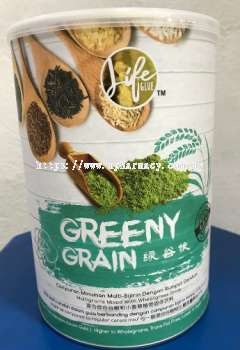 LIFEGLUE GREENY GRAIN 1KG