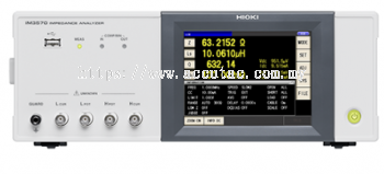 HIOKI IMPEDANCE ANALYZER IM3570