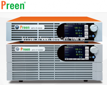 High Performance Programmable AC Power Source AFV-P Series