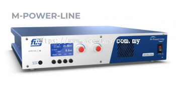 COMPACT HIGH VOLTAGE POWER SUPPLIES (Power range available in 200W / 500W / 1000W)