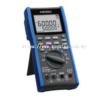 HIOKI DIGITAL MULTIMETER DT4282