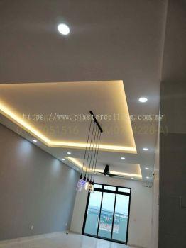 Plaster Ceiling 石膏天花板