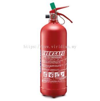 Eversafe 2KG ABC Dry Powder Portable Fire Extinguisher �C Carton Box