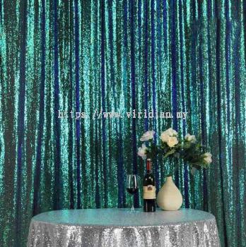 Sequin Backdrop