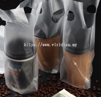 Plastic Drinks Bag