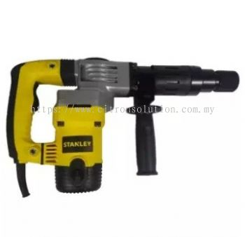Stanley 1,010W 8.5Joules Hex Chipping Hammer STHM5KH