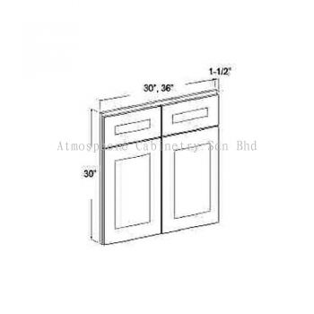 Dummy Doors & Drawers with Frame