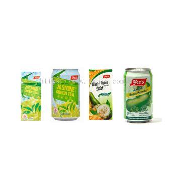 Yeo's Green Tea & Winter Melon