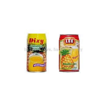 Dixy Pineapple & Lee Pineapple