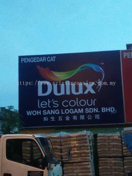 Signage Woh Sang Logam Sdn Bhd