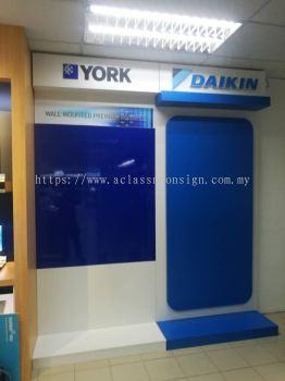 Indoor Aircond Cabinet @ Bahau