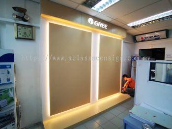 Indoor Aircond Cabinet @ Terengganu