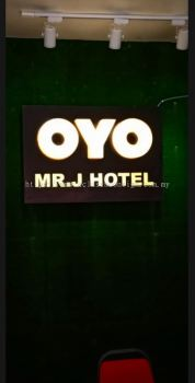 Project Hotel OYO