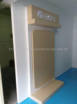 GREE Indoor Aircond Cabinet