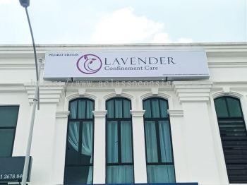 Lavender Confinement Care