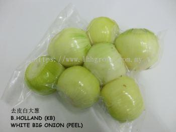 White Big Onion (Peel)