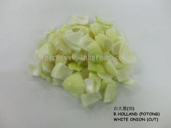 White Onion (Cut)