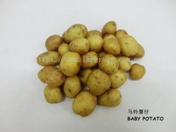 Baby Potato 2