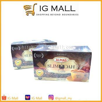 Almas Slimdah Coffee