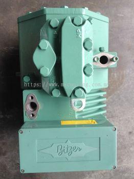 Bitzer Semi-hermetic compressor, 2DES-2Y c/w IOLL