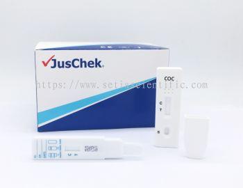 COCAINE (COC) Rapid Test - Oral Fluid