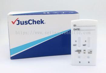Multi-drug Rapid Test Cassette (Hair)