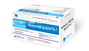 Influenza A & B Rapid Test- Cassette