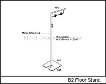 B2 Floor Stand