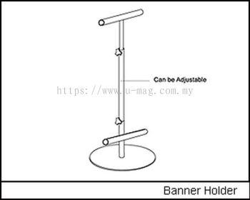 Banner Holder
