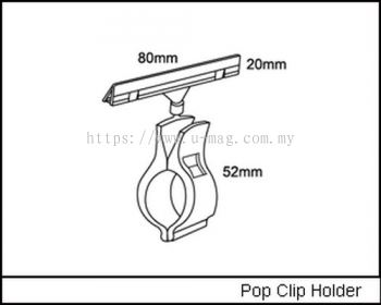 Pop Clip Holder