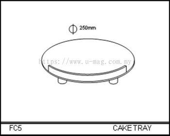 FC5 CAKE TRAY