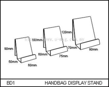 BD1 HANDBAG DISPLAY STAND