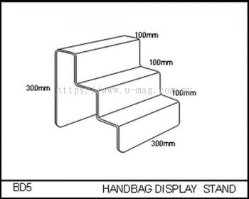 BD5 HANDBAG DISPLAY STAND